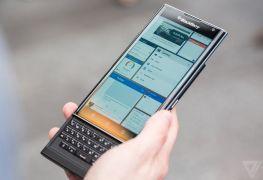 هاتف ذكي Blackberry-priv