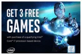 حزمة العاب Intel-Never-Stop-Gaming