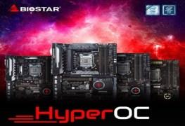 تقنية BIOSTAR HyperOC