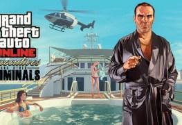 إبني منظمتك الإجرامية وعين حراس لك بالتحديث القادم للعبة GTA V Online