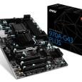 MSI تقدم لوحة 970A-G43 Plus