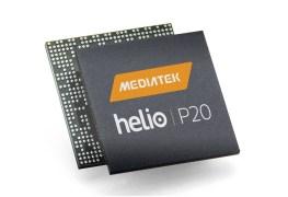 شريحة MediaTek Helio P20