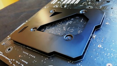 29-Asus Z170 Maximus VIII Extreme Assembly