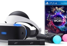 نفاذ حزمة نظارة PlayStation VR من أمازون خلال 22 دقيقة