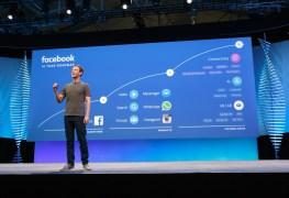 Mark facebook F8 3 2016