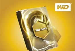 أقراص Gold من Western Digital