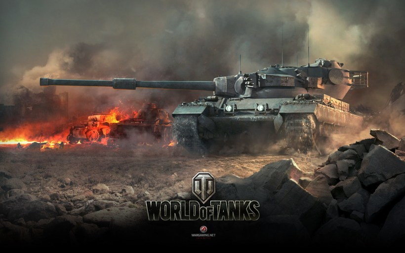 لعبة World of Tanks