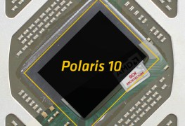 نواة AMD Polaris 10