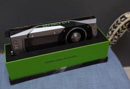 بطاقة انفيديا GTX 1080