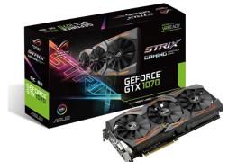 بطاقة ASUS ROG STRIX GeForce GTX 1070