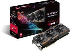 بطاقة ASUS STRIX RX480 O8G GAMING