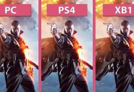 مقارنة لرسوميات ألفا Battlefield 1 على PC & PS4 & Xbox One