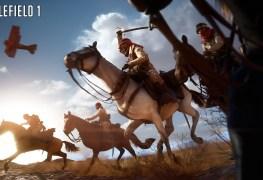 ترقبوا أولى المعلومات عن الأحصنة فى Battlefield 1 بمعرض Gamescom