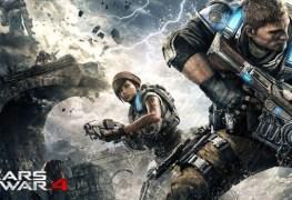 انفيديا: Gameplay للعبة Gears of War 4 مع بطاقة GTX 1080 ودقة 4K