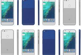 Google Pixel New Colors جوجل بيكسل