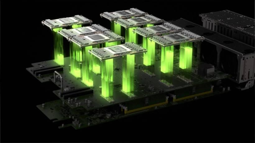 الحاسوب الفائق انفيديا DGX-1