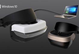 Microsoft VR Headset - نظارة ميكروسوفت للواقع الافتراضى