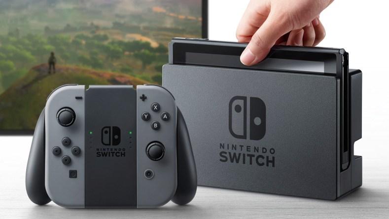 كونسول Nintendo Switch