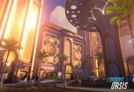 Oasis new Map