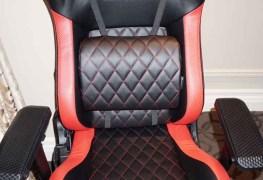 أول كرسي لعب من Corsair قادم قريباً للأسواق