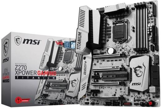 MSI Z270 XPower