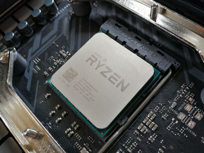 معالج AMD RYZEN 5 1600X يستعرض قوته ويصل لتردد 5.90GHz