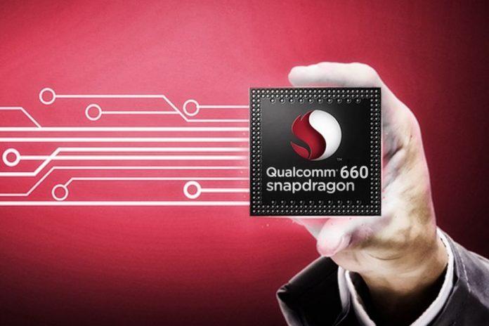 شريحة Snapdragon 660