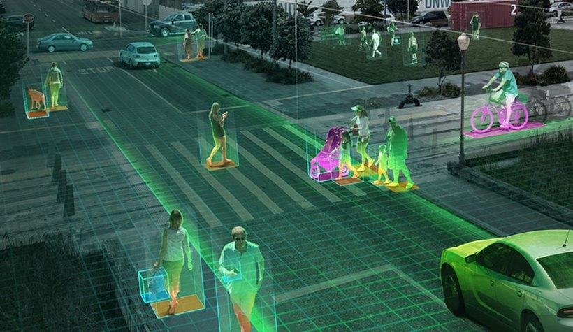 انفيديا تعلن عن منصة تحليل الفيديو الذكي Metropolis