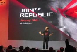 كل ما جاء في مؤتمر ASUS ROG Join the Republic ضمن معرض Computex 2017