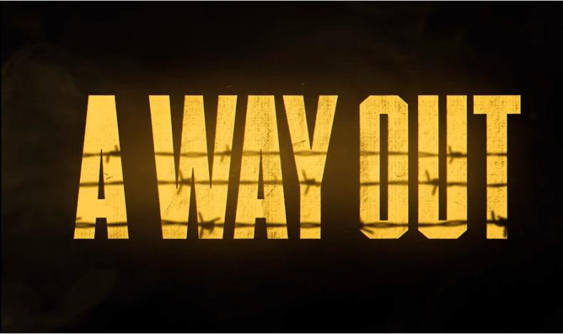الإعلان رسمياً عن عنوان جديد لشركة EA باسم A Way Out فى E3 2017
