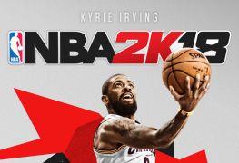 الإعلان عن اللاعب الذى سوف يتواجد فى غلاف NBA 2K18