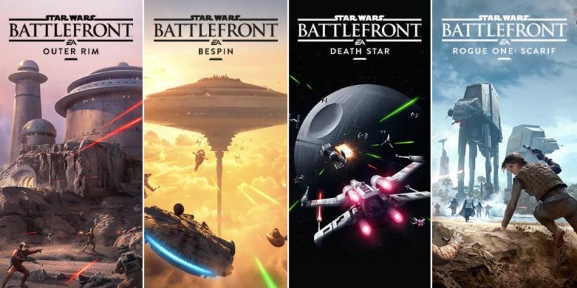 Star Wars Battlefront DLC Packs