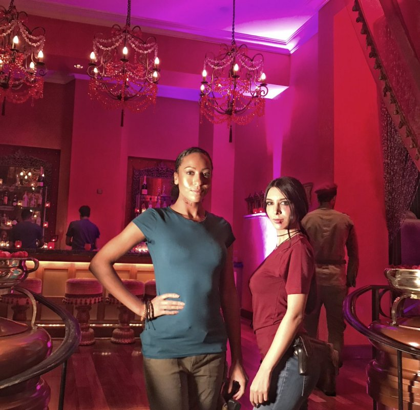 Uncharted The Lost Legacy Chloe&Nadine
