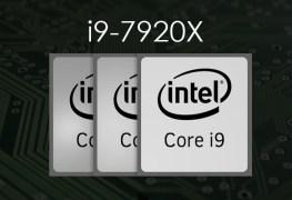 معالج إنتل i9-7920X سيكون المنافس الحقيقي لـ Threadripper 1920X