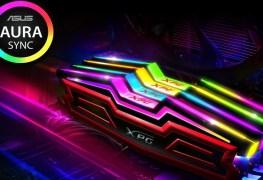 وصول ذاكرة ADATA XPG SPECTRIX D40 RGB DDR4 للاعبين وكاسري السرعة
