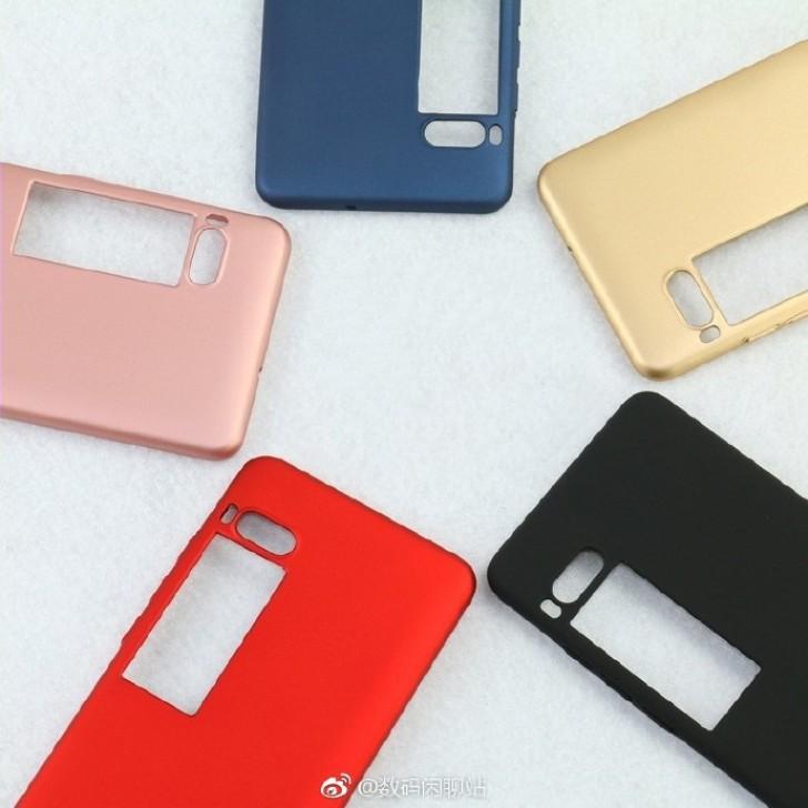 الشاشة الخلفية لـ هاتف Meizu Pro 7 هاتف Meizu Pro 7 Plus
