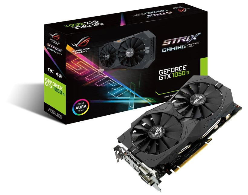 ASUS STRIX GeForce GTX 1080 Ti 4GB OC