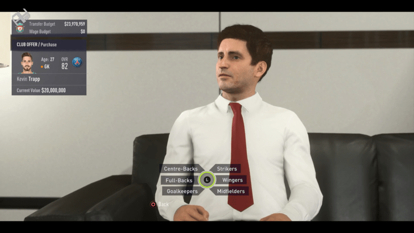 Career Mode