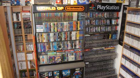 مكتبات نسخ الأقراص من الألعاب
