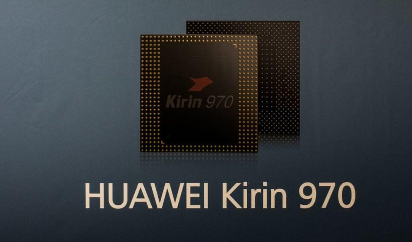 منصة Kirin 970