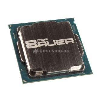 إصدار خاص ومميز من معالجات إنتل Core i7-8700K بغطاء مصنوع من الفضة بنسبة 99%