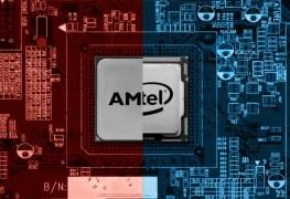شائعات جديدة: إنتل ما زالت تعمل على معالج مركزي بمعالج رسومي AMD Vega!