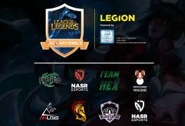 LOL Legion Lenovo Intel PLG