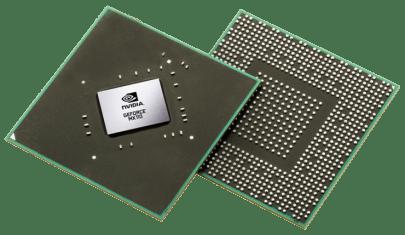 انفيديا تطلق بصمت بطاقة GeForce MX130/MX110 للأجهزة المحمولة