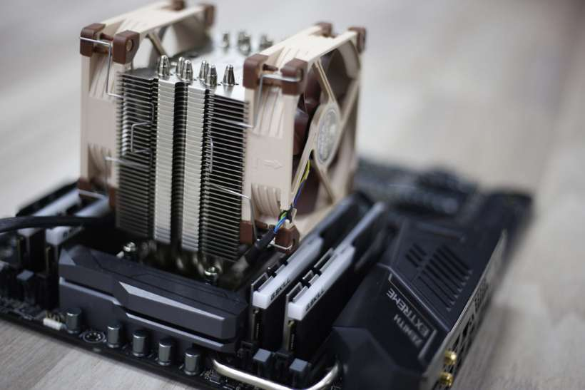 AMD RYZEN Threadripper Noctua NH U14S U12S U9 TR4 SP3