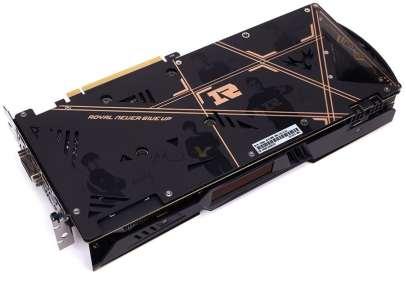 الإعلان عن بطاقة Colorful iGame GTX 1080 Ti RNG Edition