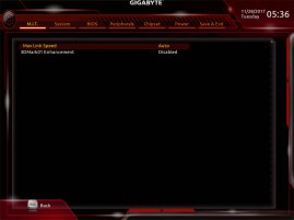 GIGABYTE Z370 AORUS Gaming 7 Bios (15)