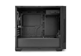 الكشف عن كيسات S1000/S1000 Window micro-ATX الجديدة من Sharkoon