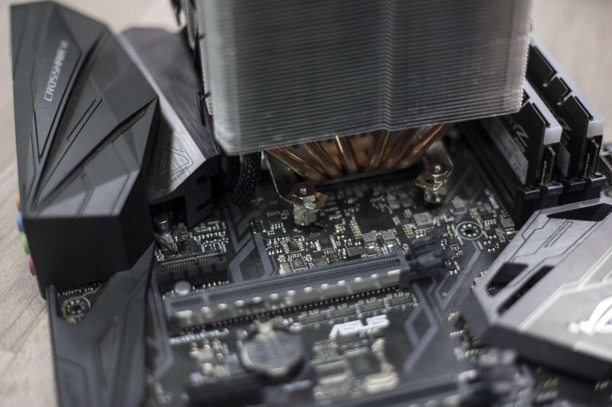 Cooler Master MasterAir MA620P AMD RYZEN 5