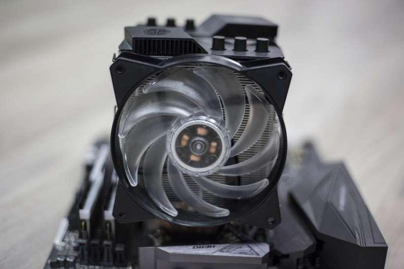 Cooler Master MasterAir 620P AMD RYZEN 5
